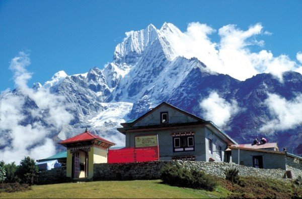 Nepal:Trek zum Everest