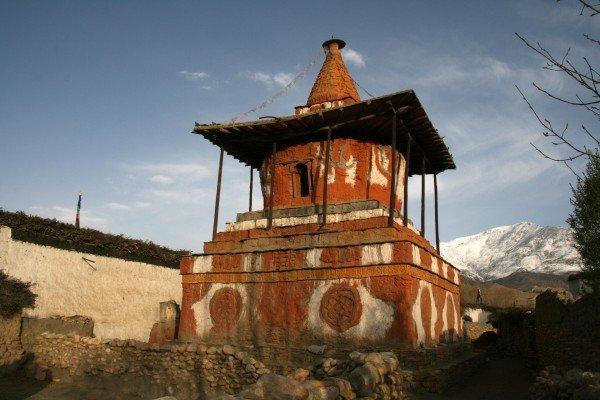 Nepal:Königreich Mustang