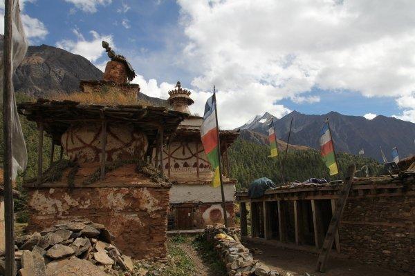Nepal:Dolpo Durchquerung
