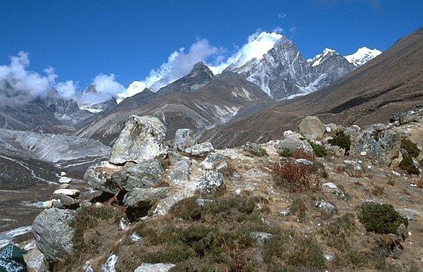 Nepal:Annapurna Umrundung