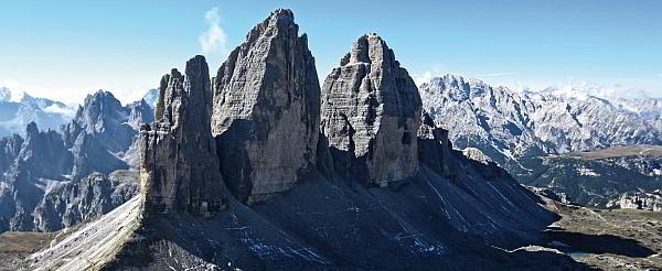 Drei Zinnen Klettersteige