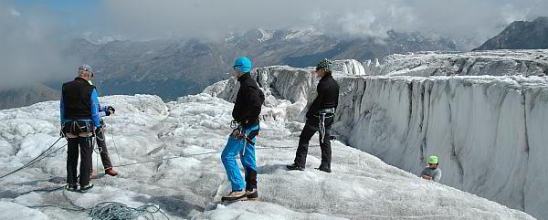 Gletscherkurs Alphubel