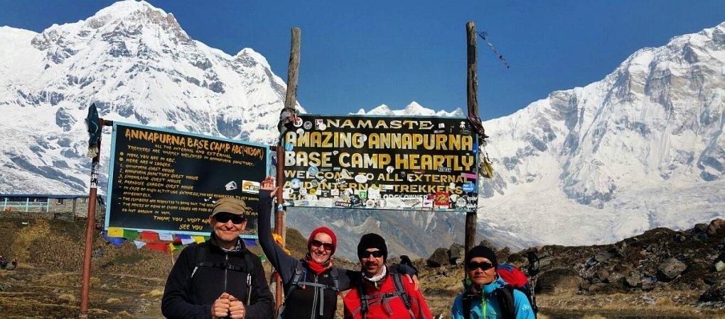 Trekking weltweit