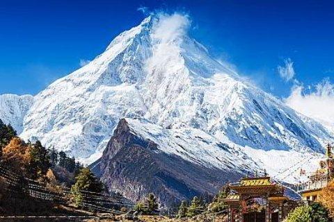 Bergreisen Asien