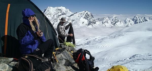 Lager Mera Peak