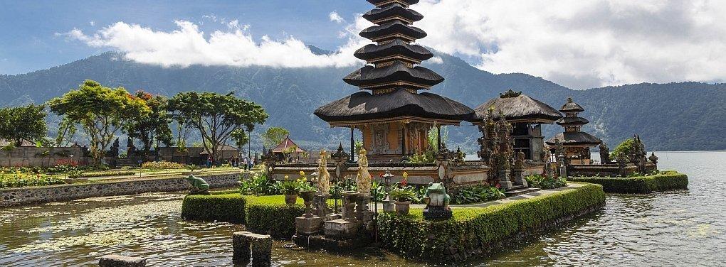 Bali Wassertempel