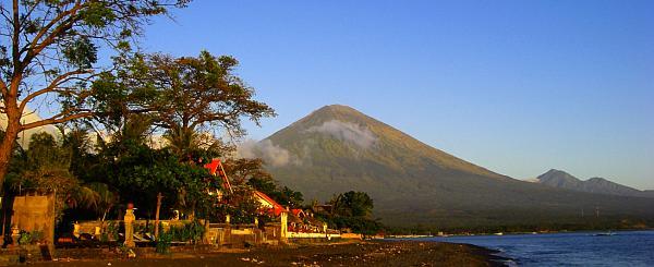 Vulkan Gunung Bali
