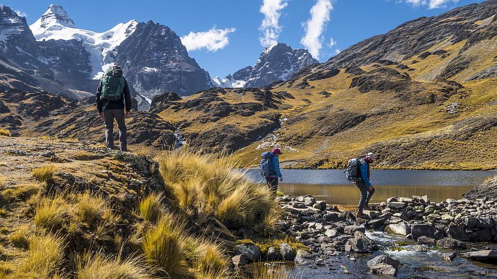 Bolivien Chile Trekking