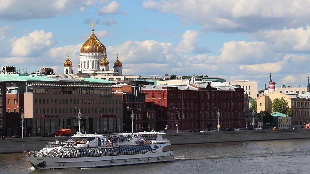 Bootstour Moskau