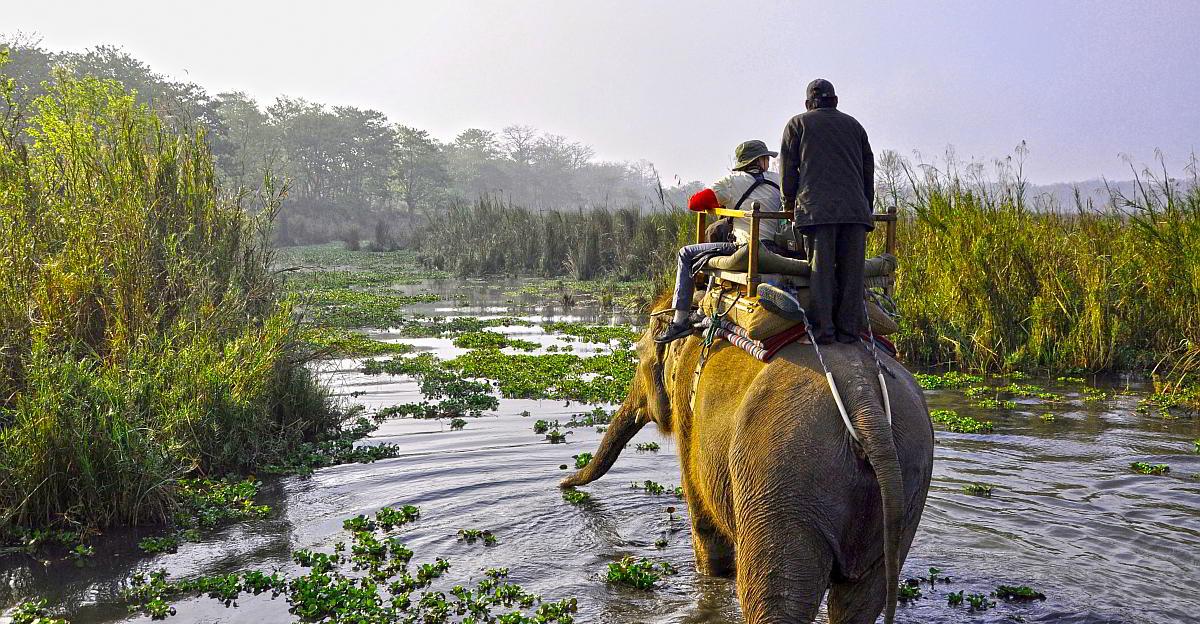 nepal trekking für einsteiger | Pewa See