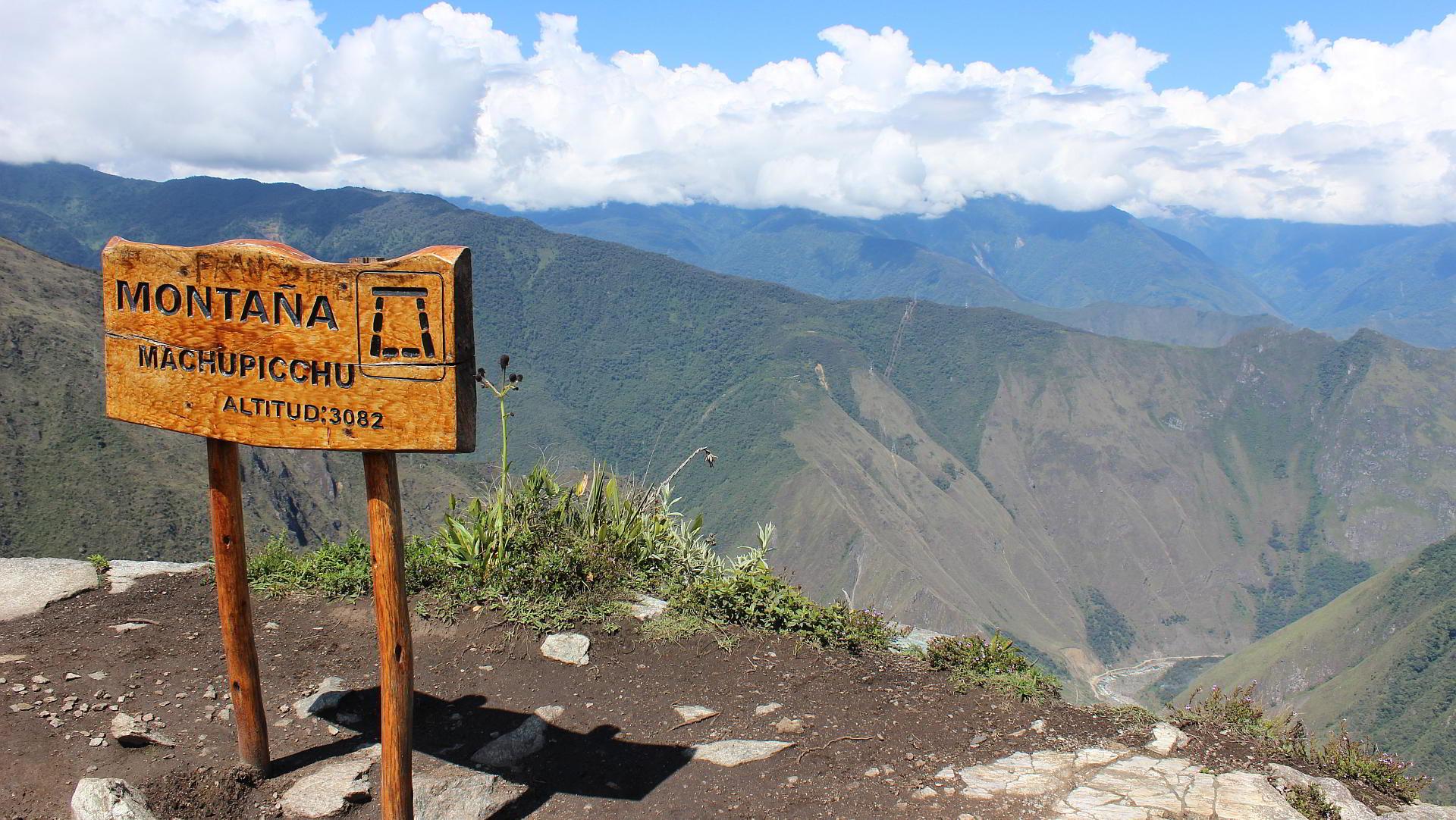 Trek nach Machu Picchu