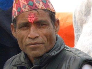 Nepal Trekking Annapurna BC Hindu