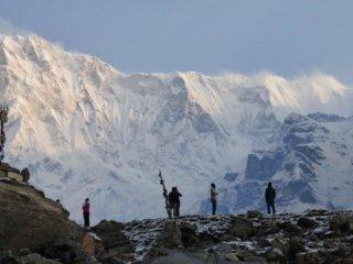 Nepal Trekking Annapurna BC 4.127m