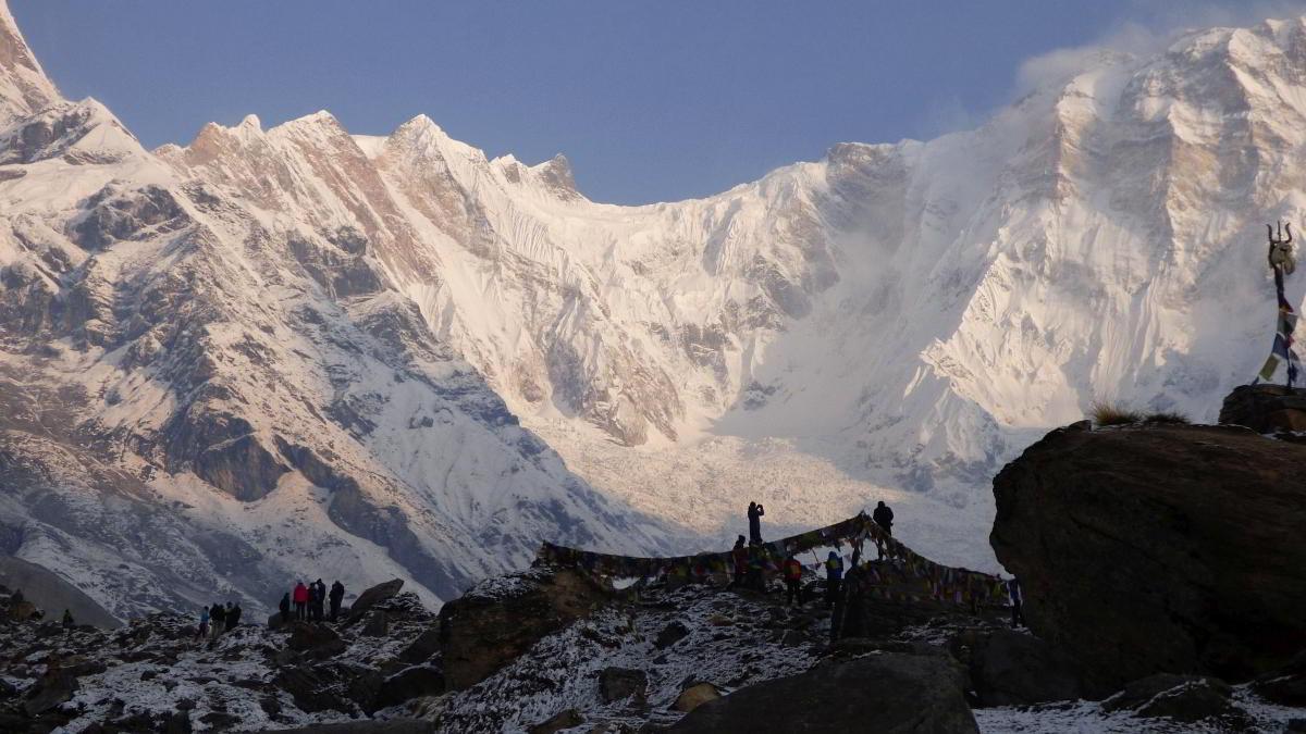 Nepal Trekking Annapurna BC