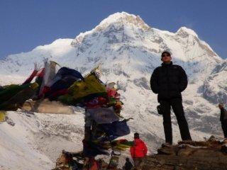 Nepal Trekking Annapurna Basecamp