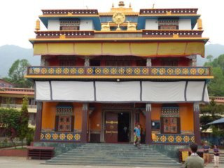 Nepal Trekking Pokhara Tempel