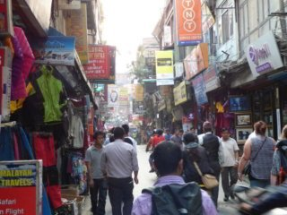 Nepal Trekking Kathmandu Thamel