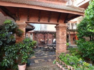 Nepal Trekking Kathmandu Marshyjangdi Hotel
