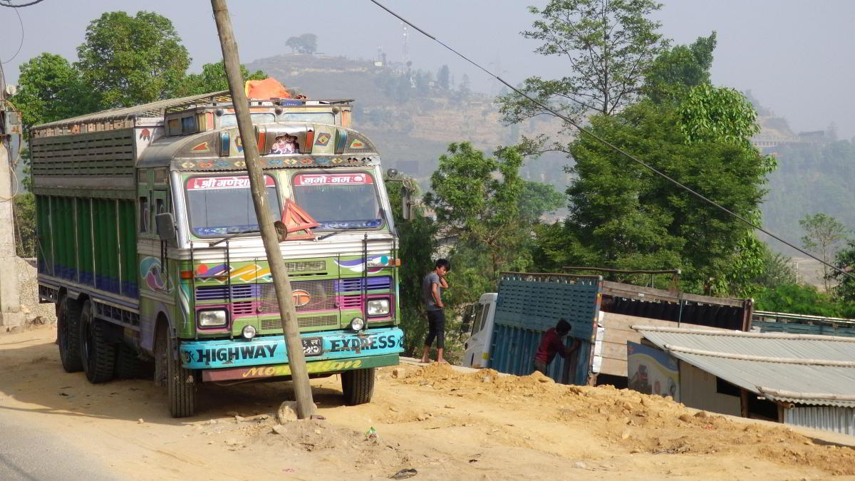 Nepal Trekking Kathmandu LKW