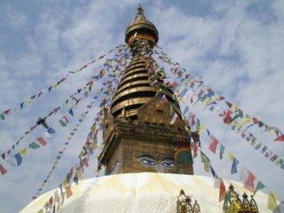Nepal Trekking Swayambhunath