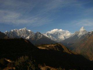 Nepal Trekking Khumbu Ama Dablam