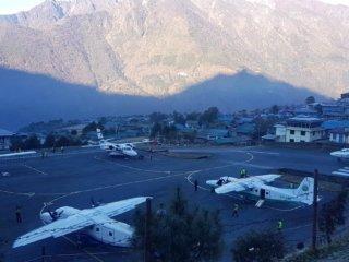 Nepal Trekking Lukla Airport