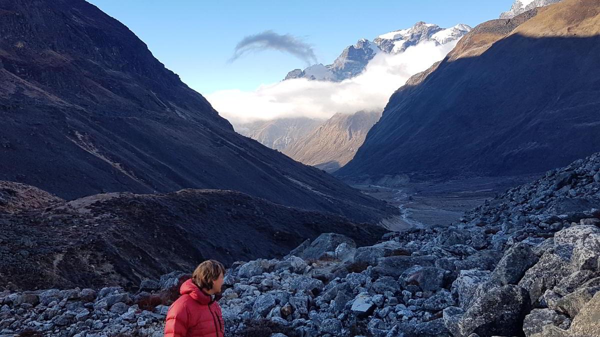 Nepal Trekking Mera-Peak Radi