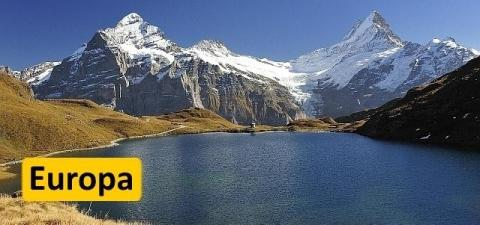 Europa Alpen