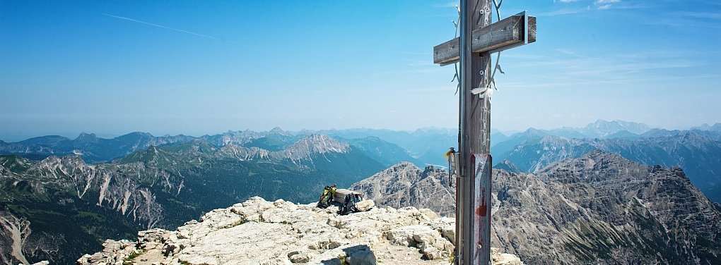 bergreisen alpen