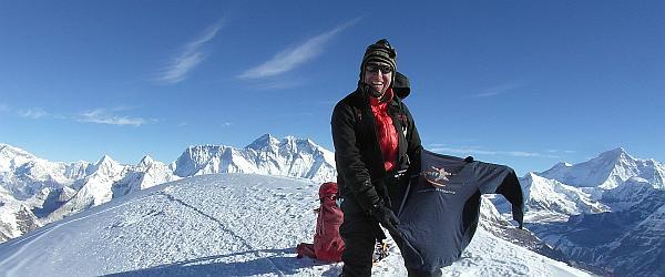 Gipfel des Mera Peak