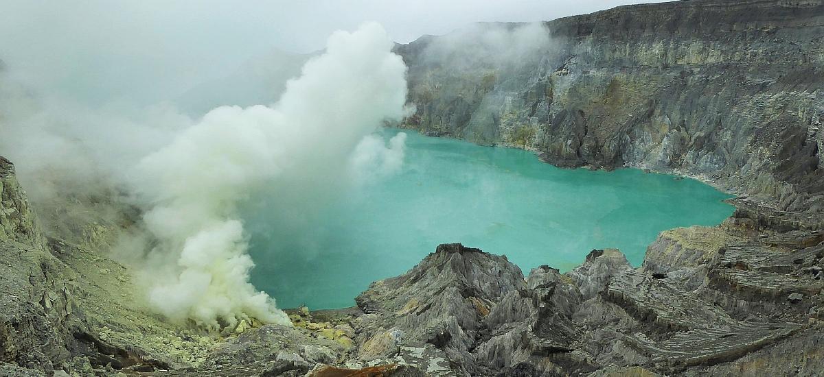 Java Vulkan Ijen