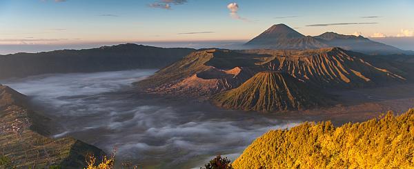 Semeru Vulkan Java