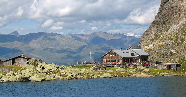 Karnischer-Höhenweg-Obstanzer-See
