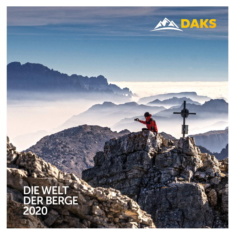 DAKS-Katalog Screenshot