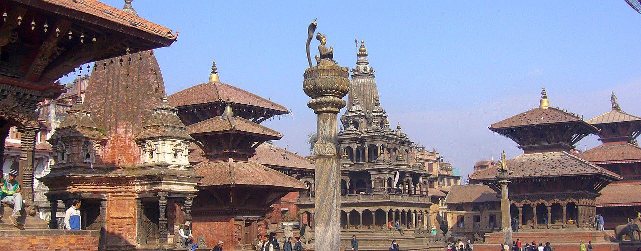 Nepal:Kathmandu-Panorama