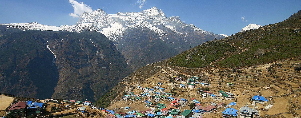Nepal Trekking zum Everest