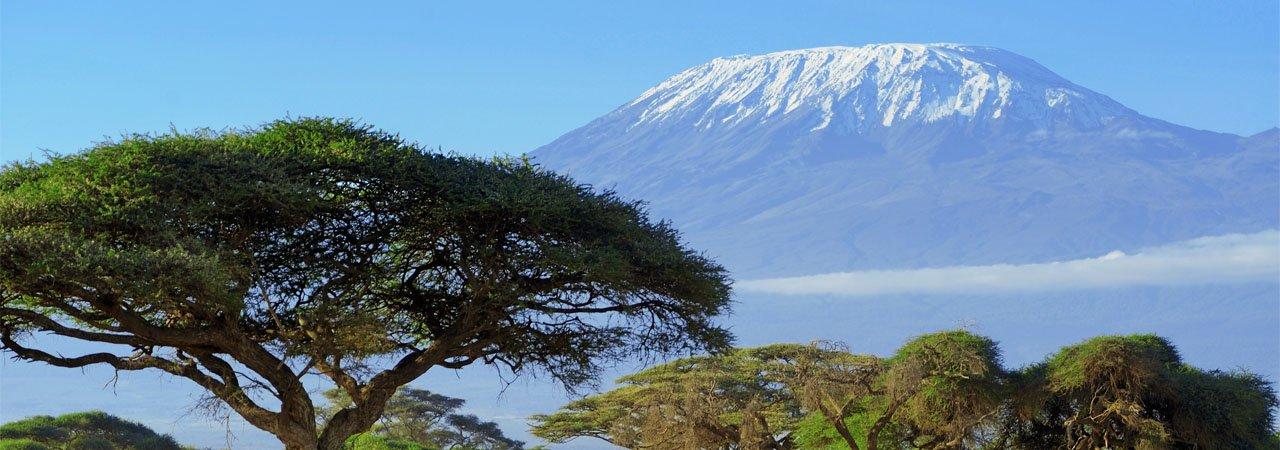Kilimanjaro Massiv