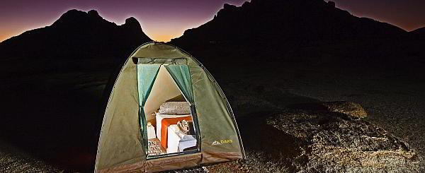 Kilimanjaro komfort