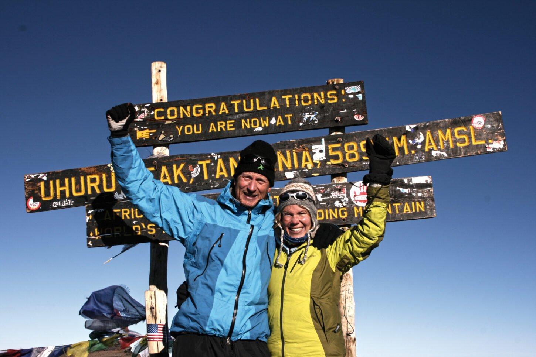 Kilimandscharo erfolgreich besteigen