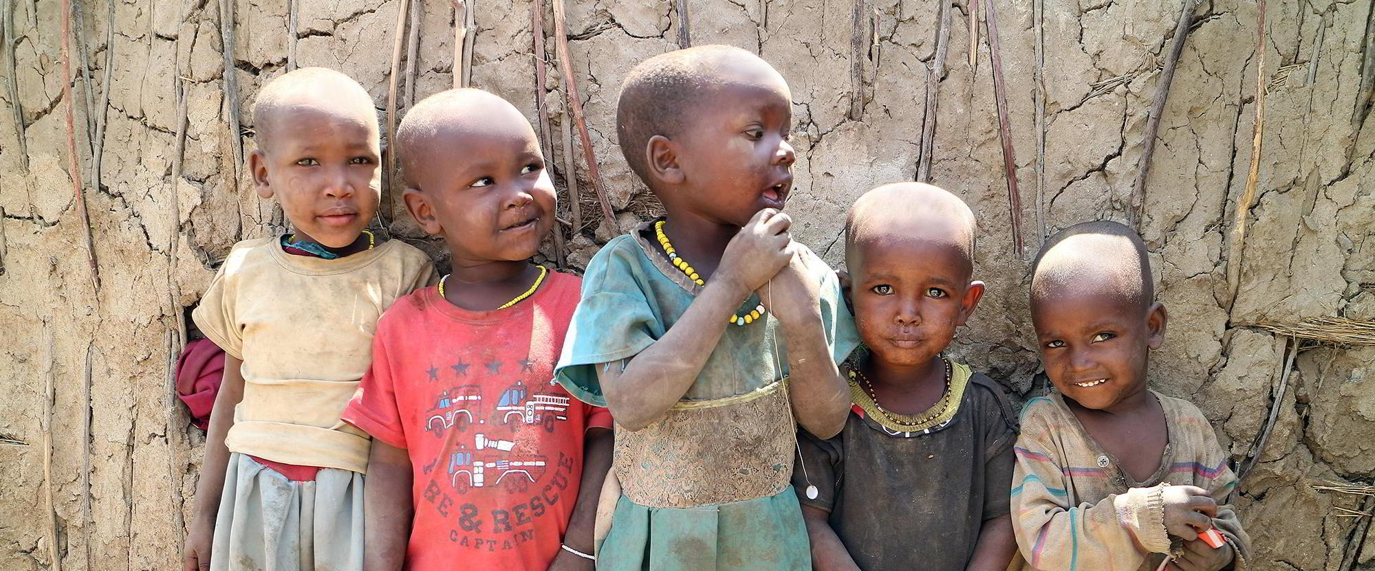 Kindern in Afrika helfen!