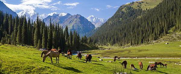 Kirgistan Wanderreise