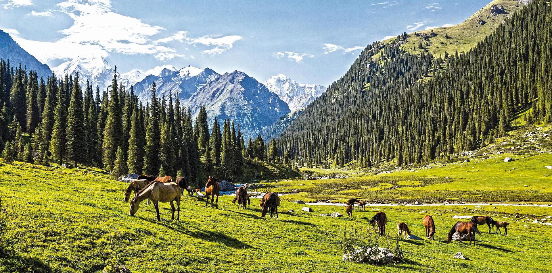 Kirgistan Trekking