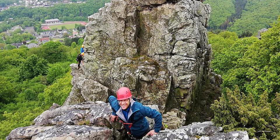 Klettersteigkurs