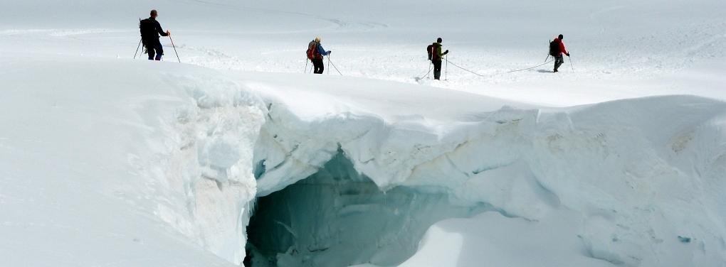 Lys Gletscher
