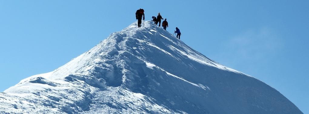 Monte Rosa Ludwighöhe