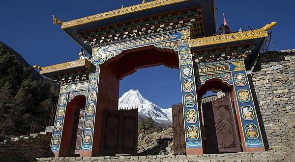 Nepal Trekking Manaslu Runde