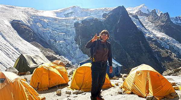 Nepal Trekking Mera Peak