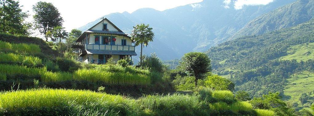 tropisches Nepal