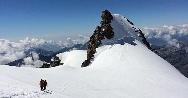 Monte Rosa Schwarzhorn