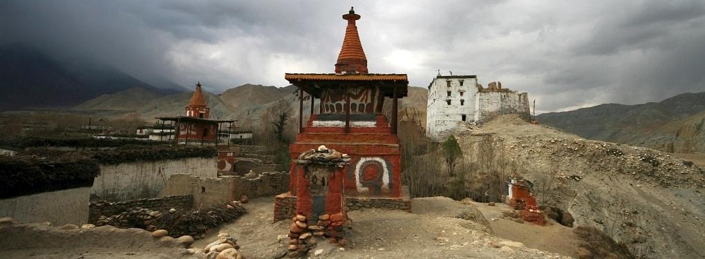 Mustang Stupa